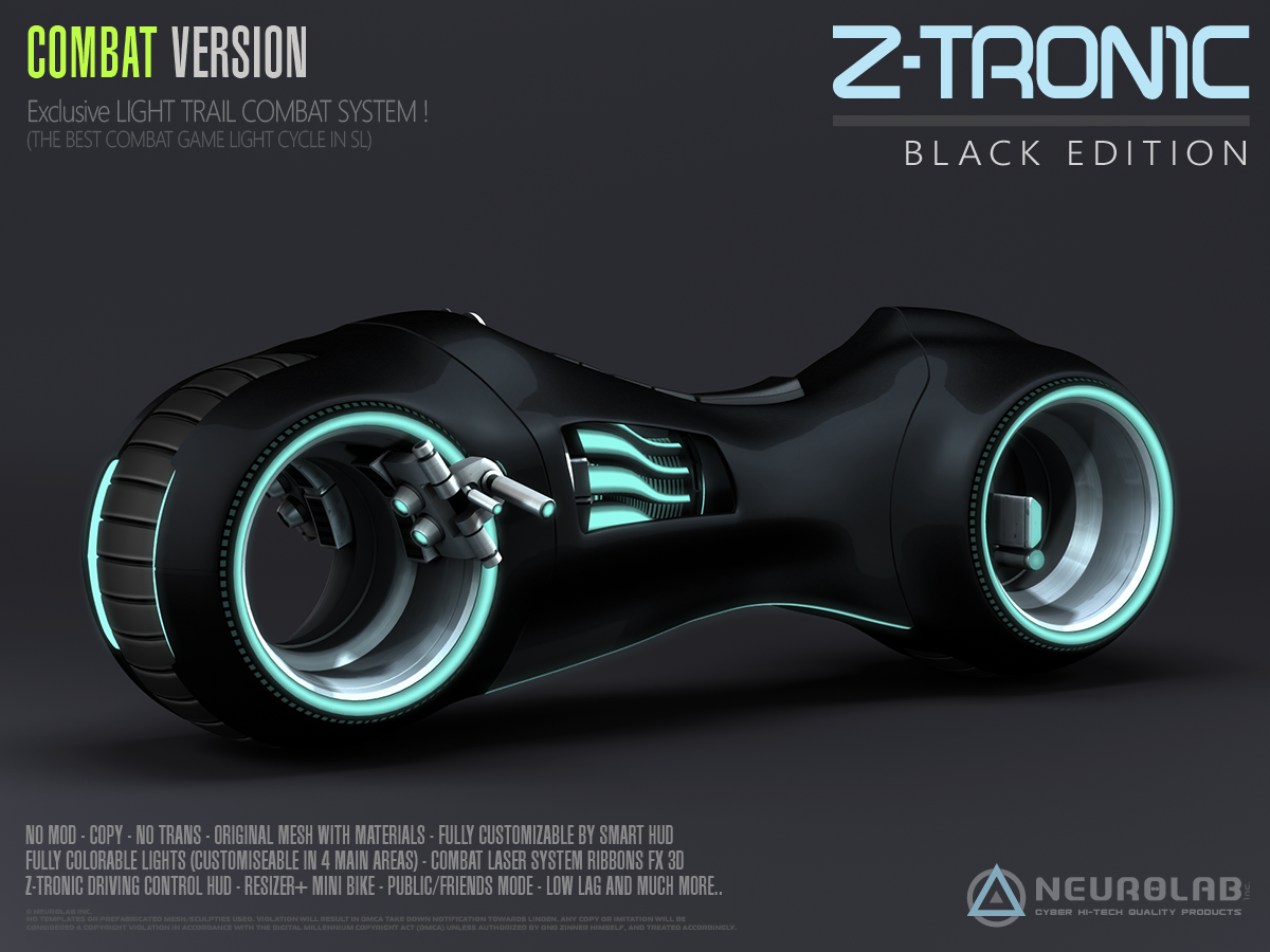 Tron Neurolab Cyber Cyberpunk Fashion Store For