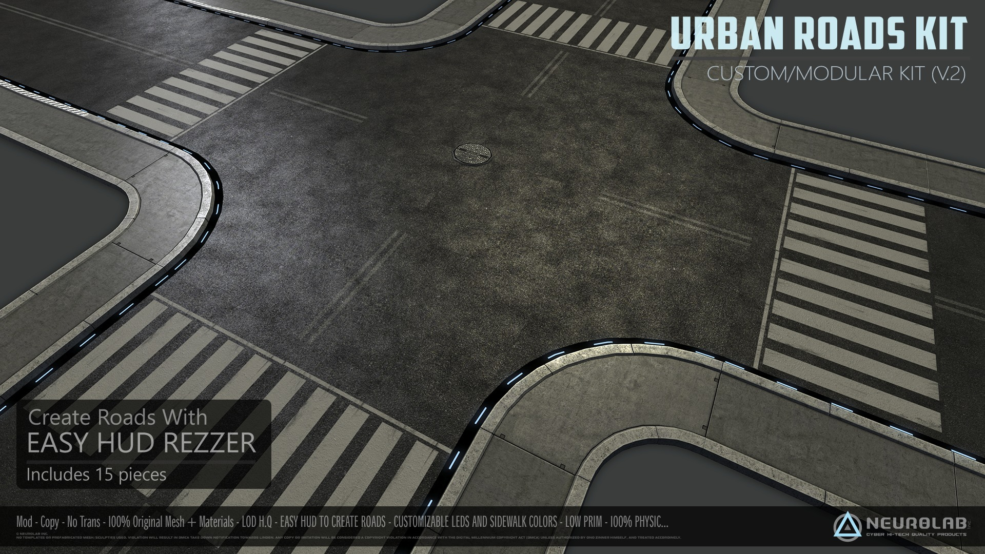 URBAN ROADS KIT V.2 *Update*
