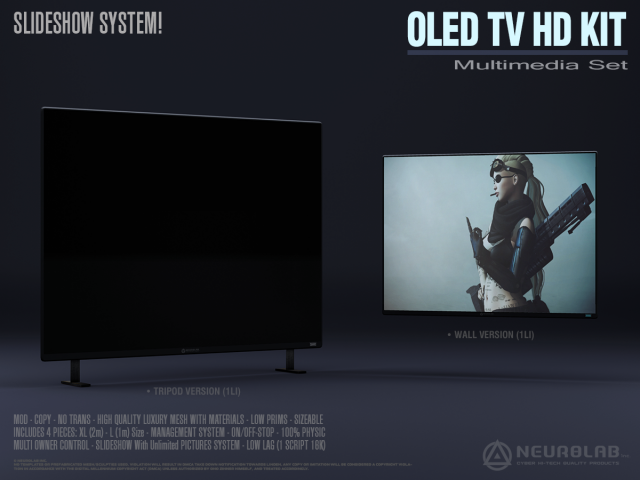 [NeurolaB Inc.] Oled TV HD Kit 2015_1