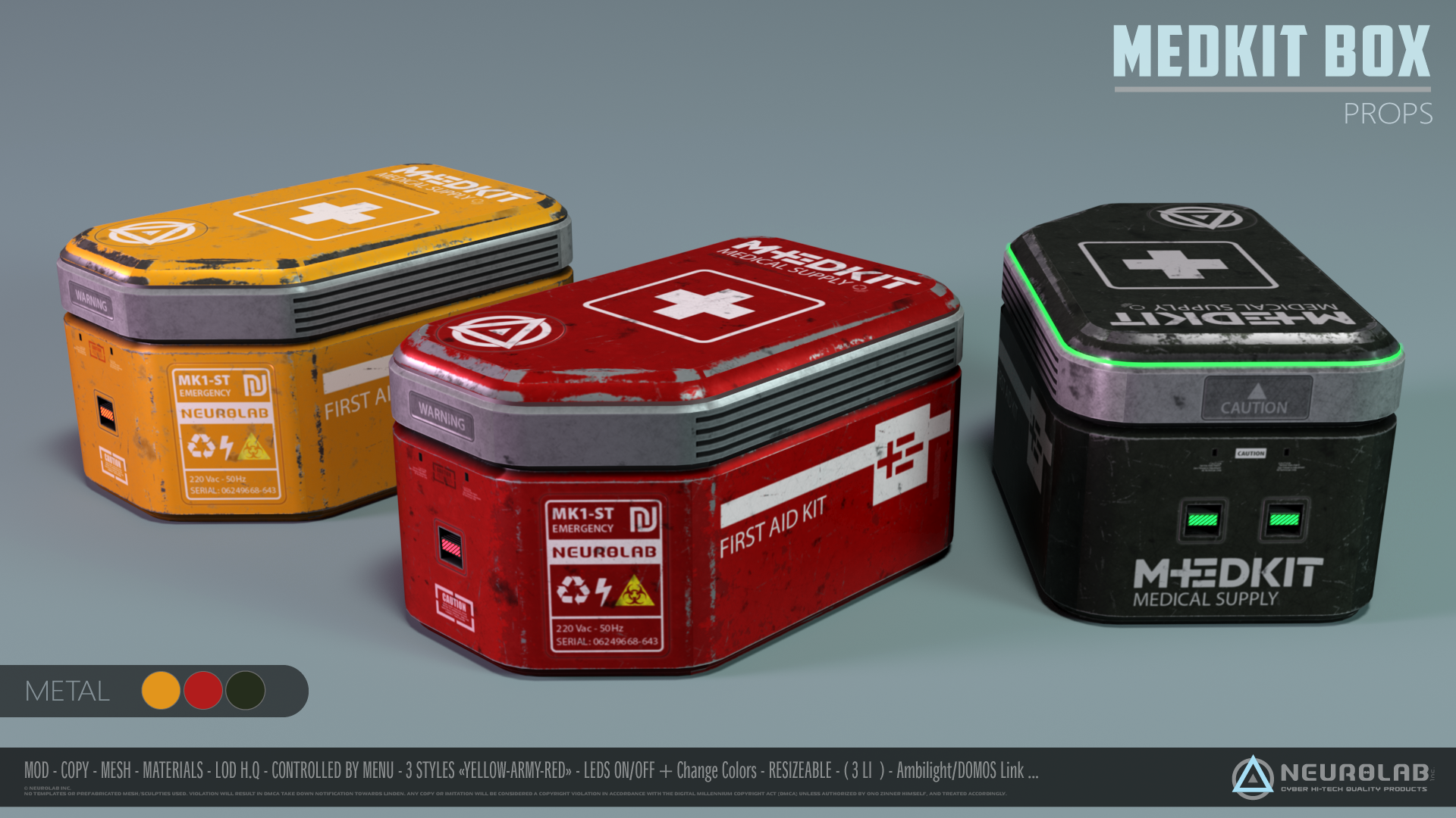 MEDKIT BOX V.2.0 *Update*