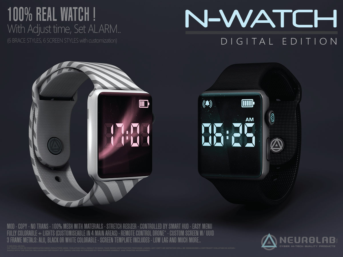 N-WATCH Collection