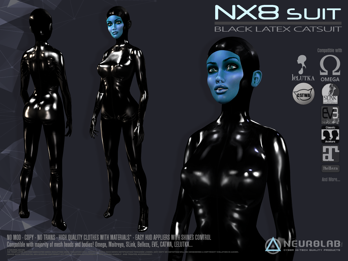 NX8 CATSUIT